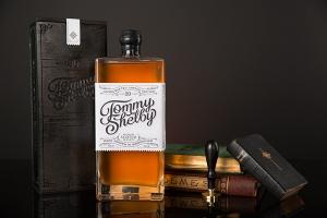 Thiết kế bao bì đẹp dành cho rượu Whiskey