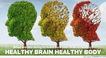 Thói quen giúp não khỏe mạnh bạn nên biết