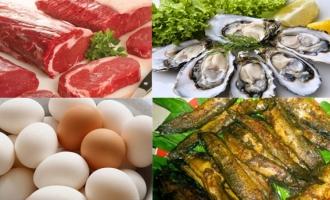Thức ăn tốt cho sức khỏe nhất bạn không nên bỏ qua