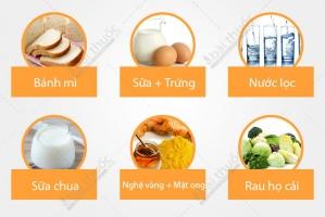 Thực phẩm cực kỳ tốt cho dạ dày bạn nên biết