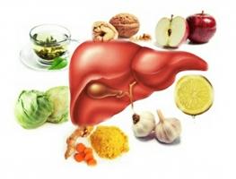 Thực phẩm giải độc gan hiệu quả nhất không cần dùng thuốc