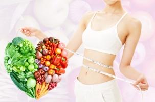 Thực phẩm hỗ trợ giảm cân hiệu quả