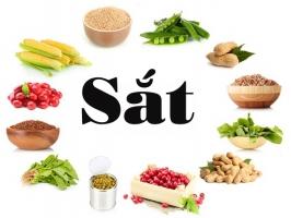 Thực phẩm giúp khắc phục bệnh thiếu máu tốt nhất