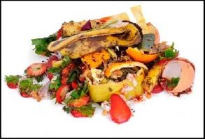 Thực phẩm tái sử dụng làm phân bón hữu cơ cực tốt