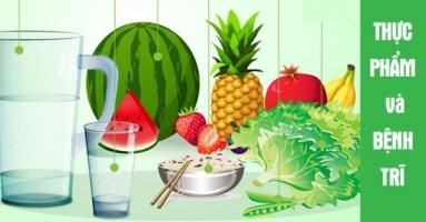 Thực phẩm tốt nhất cho người bệnh trĩ