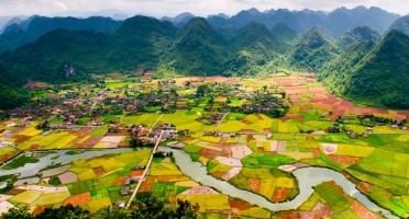 Thung lũng đẹp nhất Việt Nam
