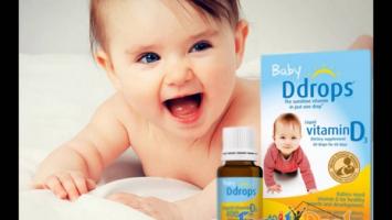 Vitamin D tốt nhất cho trẻ sơ sinh hiện nay