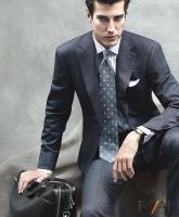 Thương hiệu đồ vest nam cao cấp nổi tiếng thế giới do tạp chí Elleman đánh giá