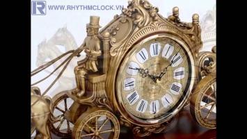 Thương hiệu đồng hồ treo tường nổi tiếng nhất tại Việt Nam
