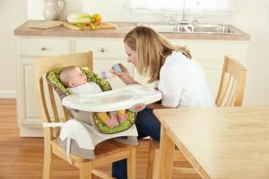 Thương hiệu ghế ăn cho bé được tin dùng nhất hiện nay