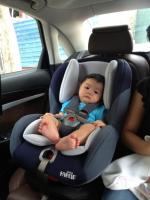 Thương hiệu ghế ngồi ô tô cho bé chất lượng nhất hiện nay