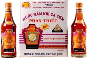 Thương hiệu nước mắm truyền thống Phan Thiết