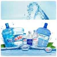 Thương hiệu nước suối đóng chai được ưa chuộng nhất