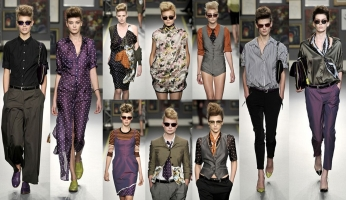 Thương hiệu quần áo thời trang nổi tiếng của Nhật Bản