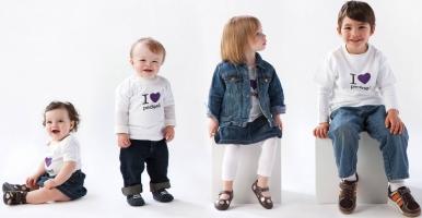 Thương hiệu thời trang trẻ em nổi tiếng Thế Giới