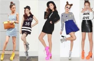 Thương hiệu thời trang nổi tiếng nhất Hàn Quốc
