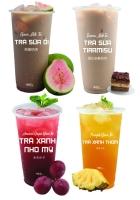 Thương hiệu trà sữa nổi tiếng nhất Đà Nẵng