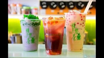 Thương hiệu trà sữa nổi tiếng nhất Hà Nội
