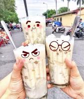 Quán dừa dầm ngon nhất Hà Nội