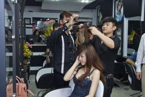 Tiệm cắt tóc đẹp và nổi tiếng ở Hà nội được nhiều người lui tới nhất