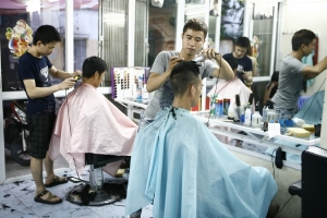 Tiệm cắt tóc nam đẹp nhất ở Đà Nẵng
