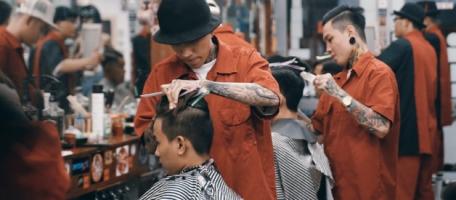 Tiệm cắt tóc nam đẹp nhất ở TP. Hồ Chí Minh