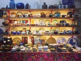 Địa chỉ bán gốm sứ nổi tiếng nhất ở Hà Nội