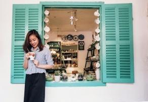 Cửa hàng đồ gốm đẹp, giá rẻ tại Hà Nội