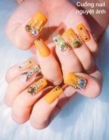 Top 5 Tiệm làm nail đẹp và chất lượng nhất Phú Quốc