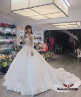 Địa chỉ cho thuê váy cưới đẹp nhất Kon Tum