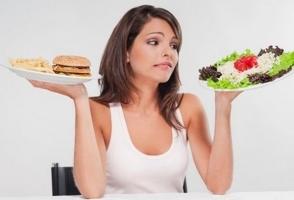 Chú ý đối với thực đơn giảm cân an toàn và hiệu quả