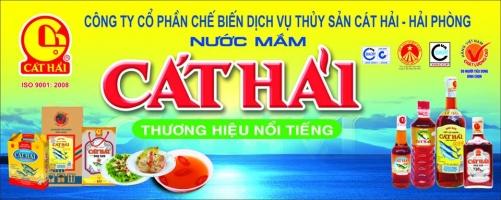 điều tạo nên thương hiệu nước mắm truyền thống Cát Hải - Hải Phòng