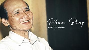 Cột mốc cống hiến trong sự nghiệp của nghệ sĩ Phạm Bằng