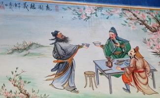 Tiểu thuyết Trung Quốc kinh điển nhất mọi thời đại
