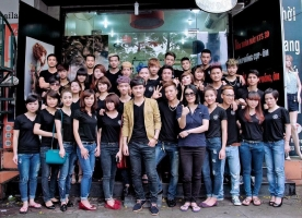 Địa chỉ đào tạo nghề tóc uy tín nhất Lào Cai
