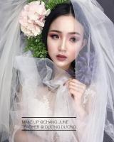 Tiệm trang điểm cô dâu đẹp nhất Thái Nguyên