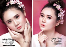 Tiệm trang điểm cô dâu đẹp nhất Phú Yên