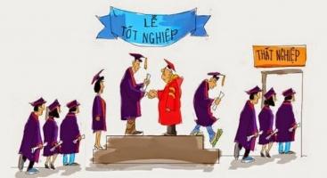 Kiểu sinh viên dễ thất nghiệp ngay sau khi ra trường