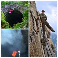 Top 12  điểm du lịch thử thách lòng can đảm của bạn