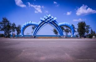 Bãi biển tuyệt đẹp ở Quảng Trị