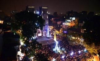 Tỉnh - Thành phố tổ chức Giáng sinh (Noel) tuyệt nhất tại Việt Nam