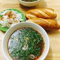 địa điểm thưởng thức cháo lươn ngon nhất thành phố Vinh
