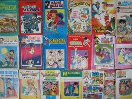 Truyện tranh của Nhật Bản ăn khách nhất mọi thời đại