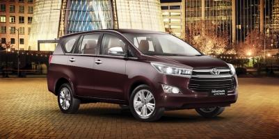 Mẫu ô tô bán chạy nhất tháng 7/2018