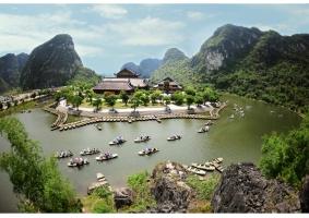 điểm du lịch hùng vĩ tại Ninh Bình