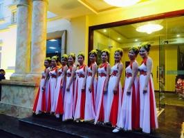 Cửa hàng cho thuê trang phục biểu diễn giá rẻ và đẹp nhất ở Bắc Ninh