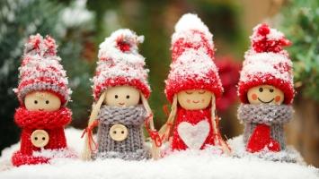Trang phục phù hợp và sành điệu trong ngày lễ Giáng sinh (Noel)