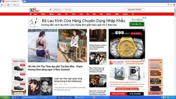 Trang web thông tin giải trí showbiz phổ biến nhất tại Việt Nam