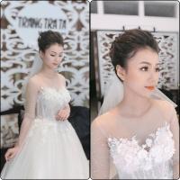 Tiệm trang điểm cô dâu đẹp nhất Điện Biên