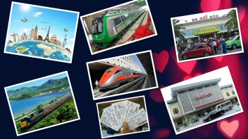 Trang web mua vé tàu nhanh và uy tín nhất